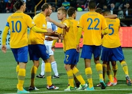 Turki vs Swedia