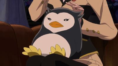 penguindrum, mawaru penguindrum, masako, makaso natsume, penguin