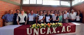 Reciben escrituras locatarios de la Central de Abasto de Xalapa
