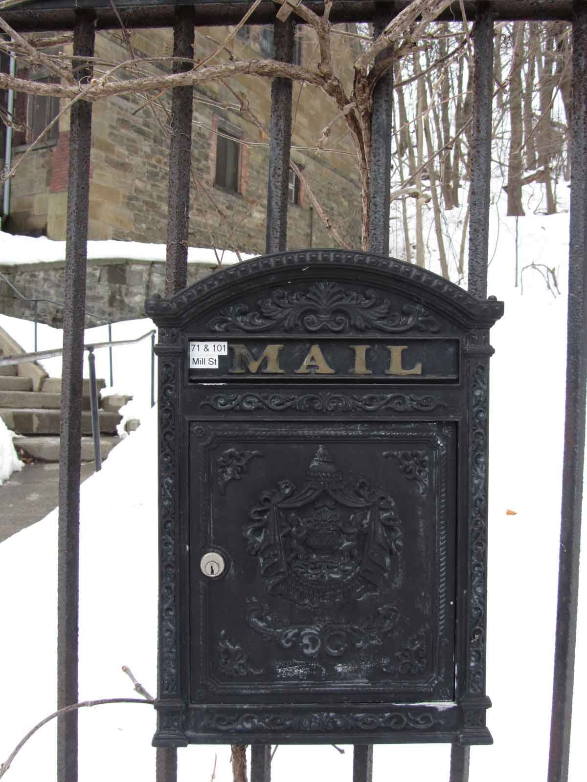 mailbox!-Contemporary Arts Center at Woodside, Troy, NY