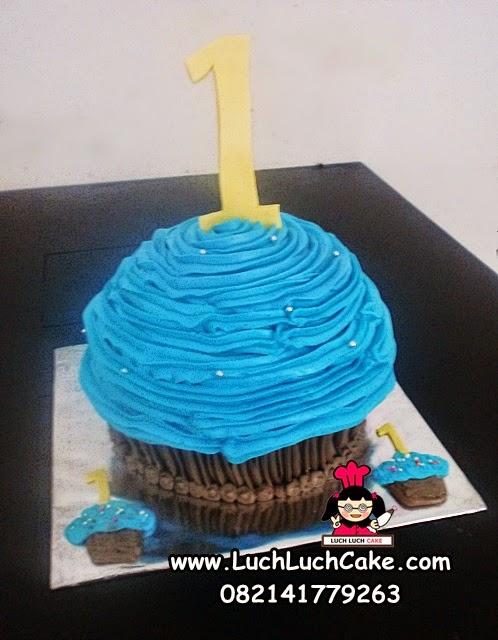 Kue Tart Bentuk Cupcake Daerah Surabaya - Sidoarjo