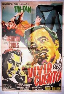 Tin Tan: Vivir del Cuento (1958) Español Latino DVDRip