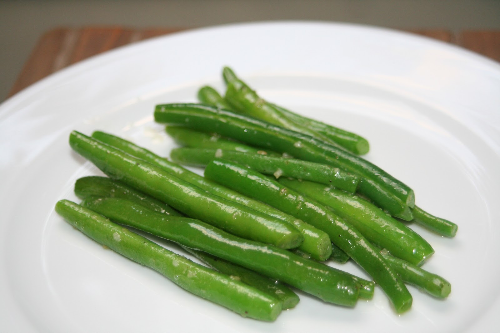 Cooking in Kirkland: Garlic Green Beans