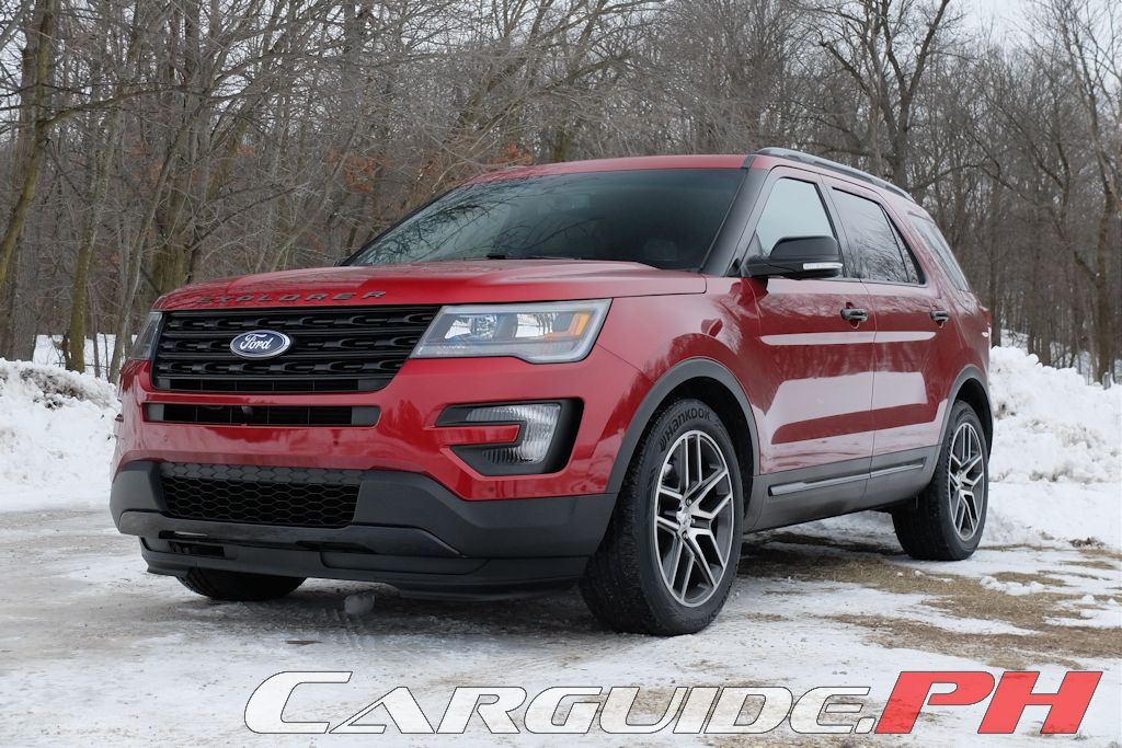 review 2016 ford explorer sport v6 ecoboost philippine car news car reviews automotive. Black Bedroom Furniture Sets. Home Design Ideas