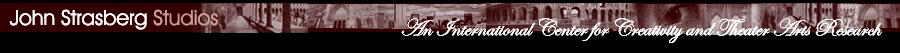 John Strasberg Studios - John's Blog