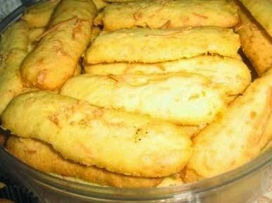 Resep Kue Lidah Kucing Keju