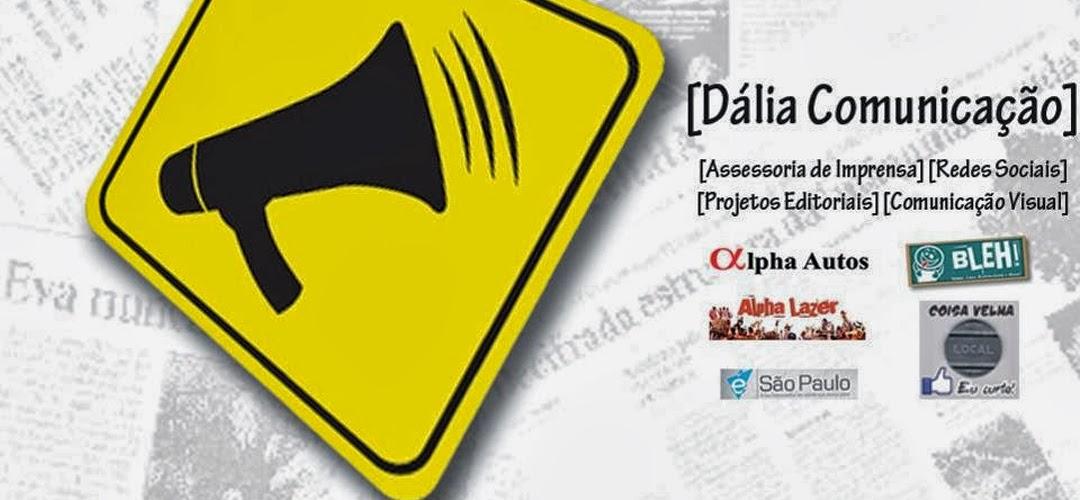 Dália Comunicação Editorial