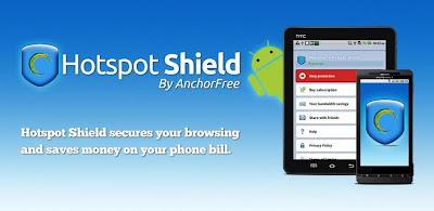 برنامج هوت سبوت شيلد Hotspot Shield VPN للاندرويد