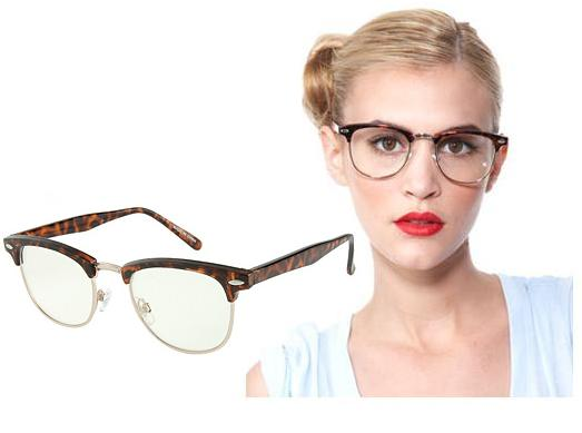 Are Big Eyeglass Frames In Style : Vintage Junkies: Retro Eyewear
