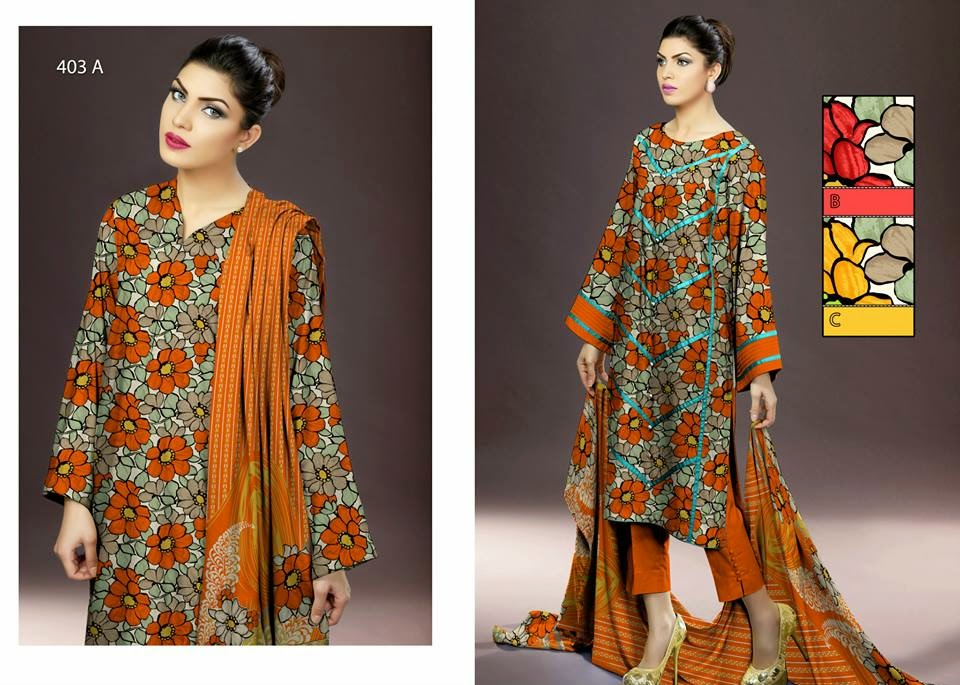New soughat lawn collection 2015
