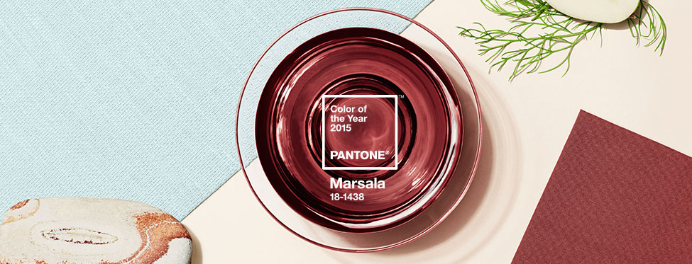 pantone marsala color of 2015