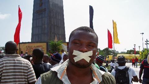 Angola: Bloco Democrático e UNITA confirmam que jovens preparam nova manifestação