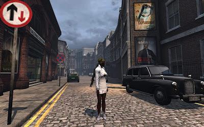 The Secret World: в Лондоне можно спокойно стоять на месте и игра не вылетает