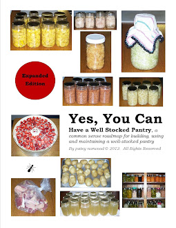 Yes, You CAN Have a Well-Stocked Pantry! E-Book