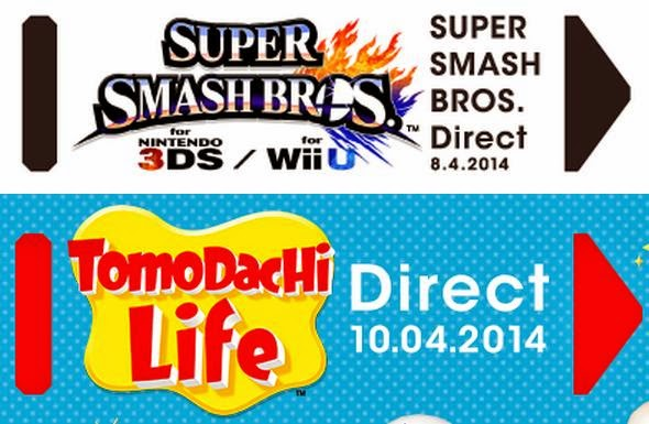 Nintendo Direct: Smash Bros and Tomodachi Life - weknowgamers