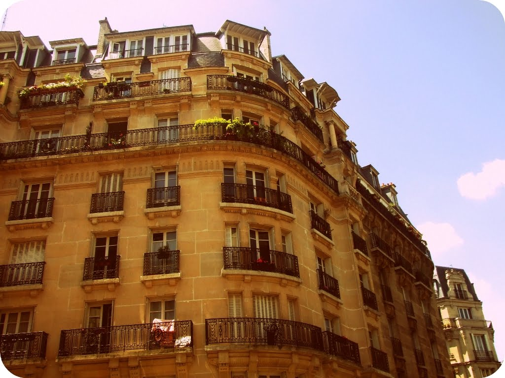 klasik fransız evleri