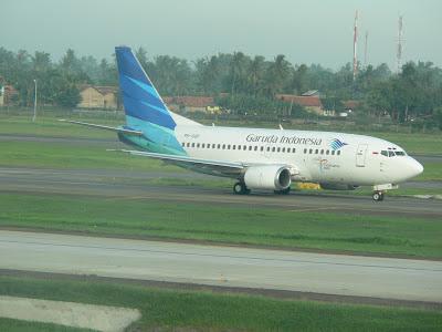 Foto Garuda Indonesia