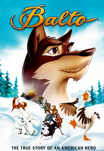 Poster Of Balto (1995) In Hindi English Dual Audio 300MB Compressed Small Size Pc Movie Free Download Only At World4ufree.Org