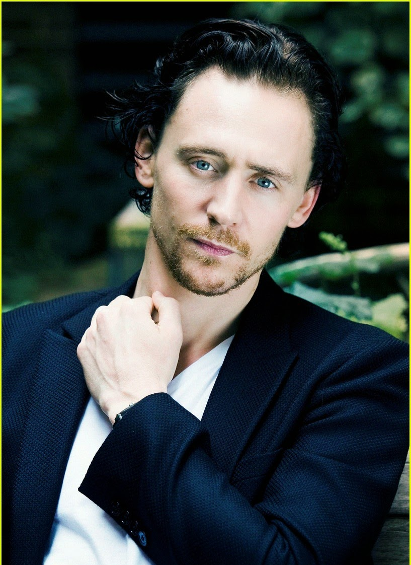 British Actor Tom Hiddleston Latest Phot Shoot Images