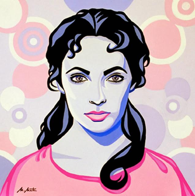 mujeres-retratos-modernos-ilustraciones