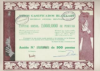 Vinos Gasificados Blanxart Sociedad Anonima Española