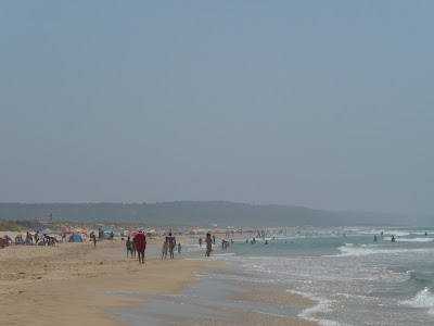 Costa De Caparica Beach