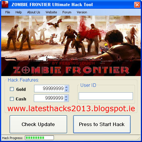 Zombie Frontier 2 cheaat tool free download no survey no password