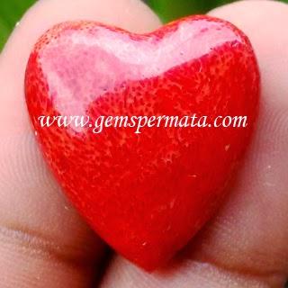 Batu Red Jasper Ati Ayam