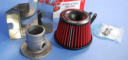 Filtro de aire coche diesel