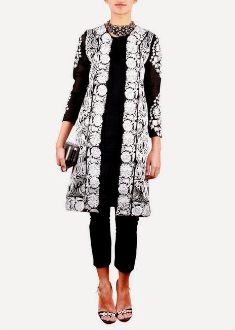 Sana Safinaz- Formal Dresses For Eid 2014