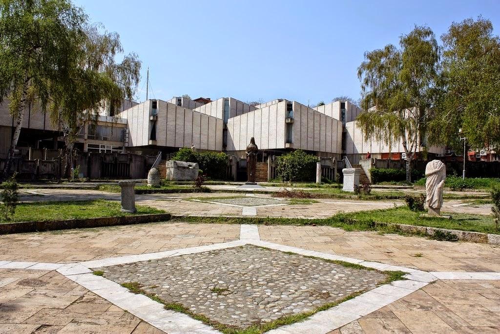 Το προσωπικό του μουσείου των Σκοπίων ένοχο για αρχαιοκαπηλία