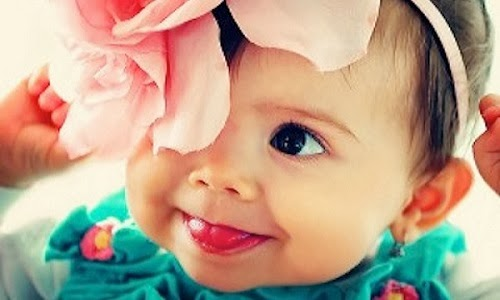 Image bébé fille