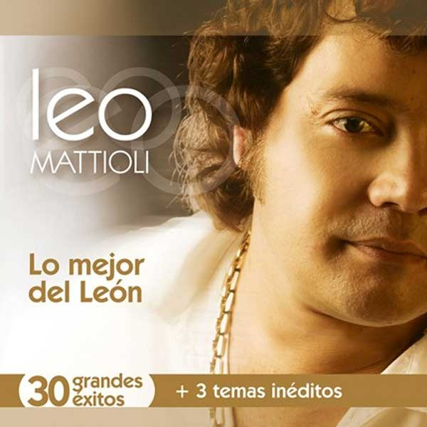 Leo Mattioli - Lo Mejor Del Leon (2015)