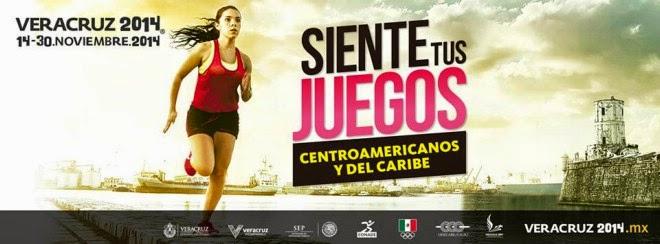 JCC Veracruz 2014