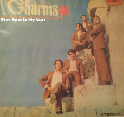 The Charms - Charms 1968  (Polydor)