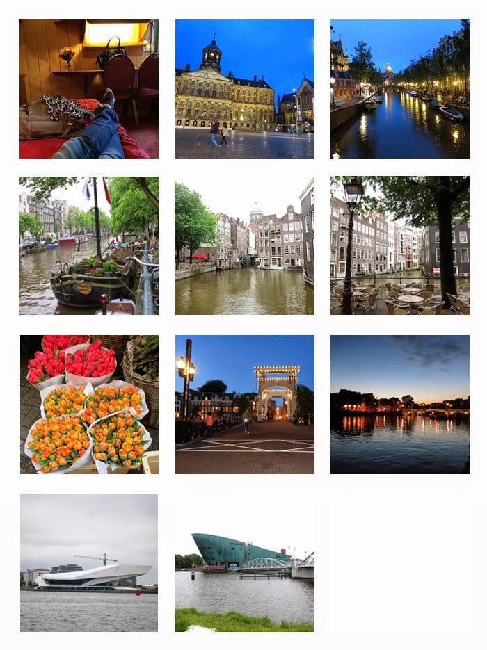Amsterdam :: in Instagrambildern