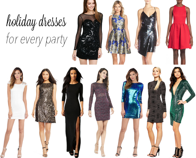 A beautiful dress for every holiday occasion.