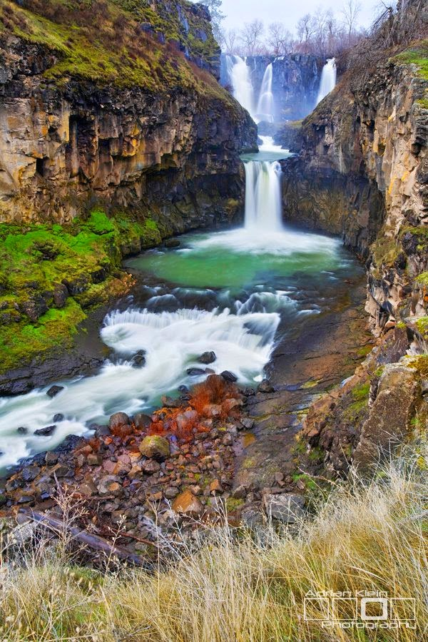 White River Falls, Oregon, USA