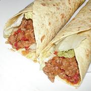 Fajitas mejicanas de carne