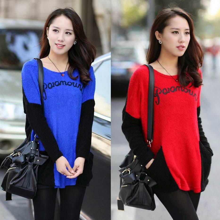 baju wanita korea modern