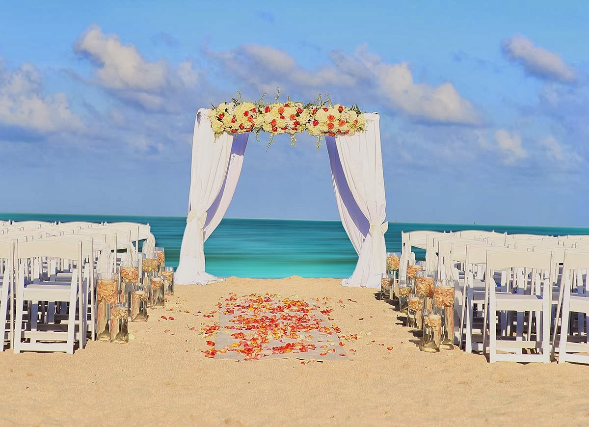 Beech wedding