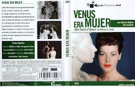 Carátula de Venus era mujer 1948 DVD-2