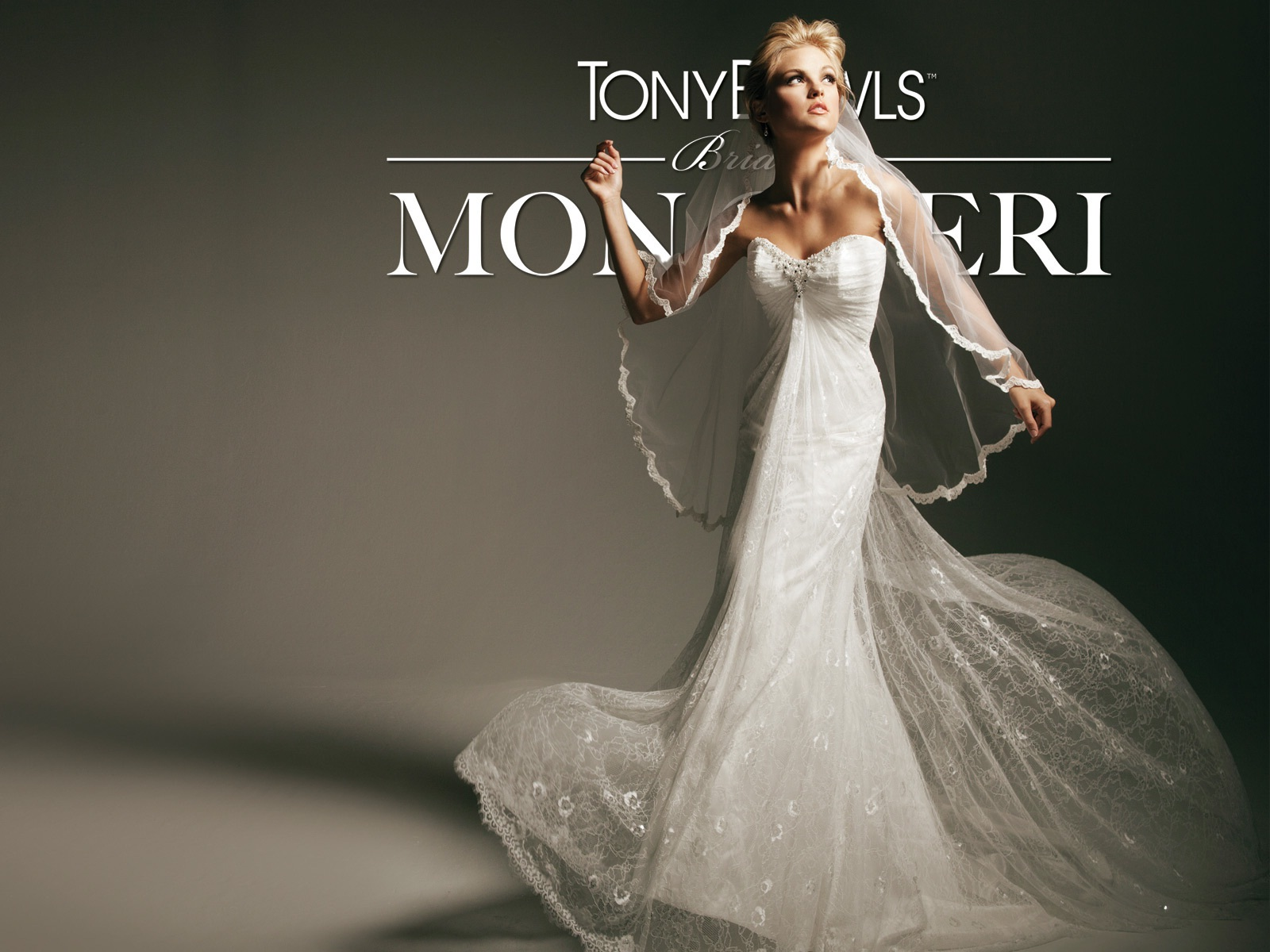 Tony Bowls 2013 Spring Bridal Wedding Dresses