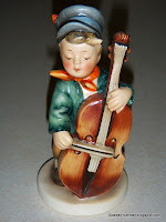 "Hummel ""Sweet Music"" #186"