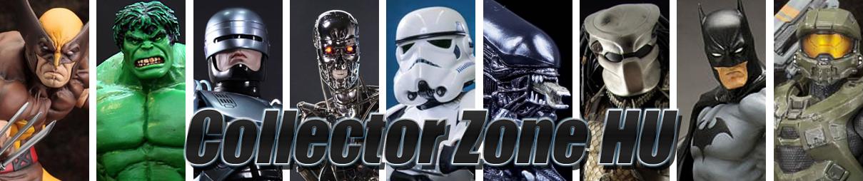 Collector Zone Hungary - Akciófigurák és Szobrok