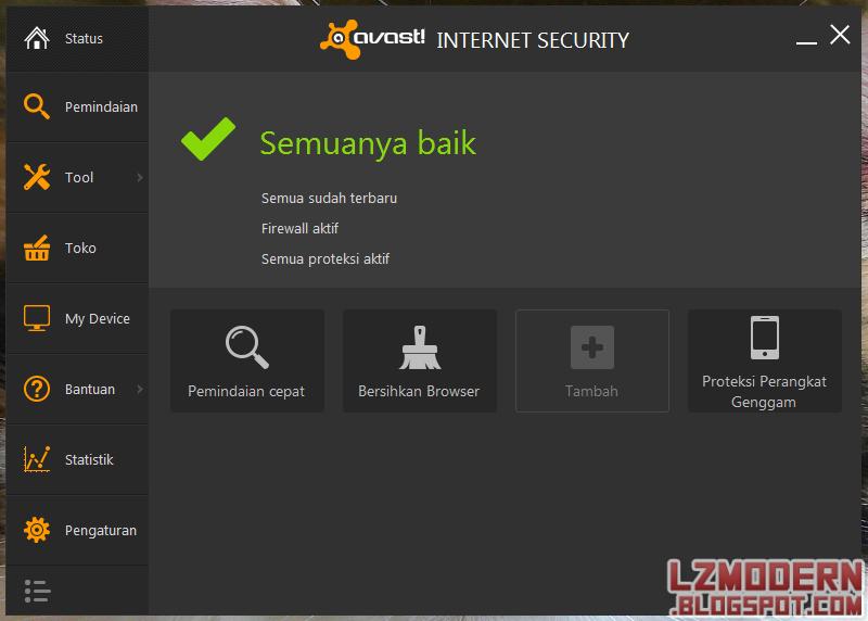 Avast! Antivirus Internet Security 2014 v9.0.2011 + Activation Keys