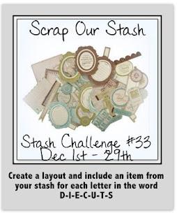 December Stash Challenge