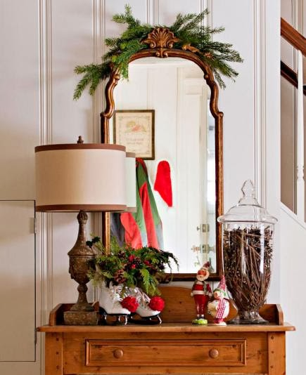Simple Christmas Decorating Ideas: 10 Quick And Easy Holiday Decorating Ideas