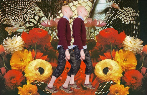 Shaun Ross by Michael Burk for Solestruck Lookbook