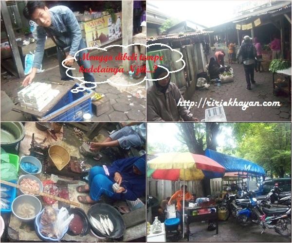 Market lokal; pasar tradisional; perkembangan pasar tradisional